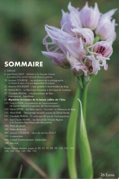 Colette enfants et amis de villeneuve de berg for Achat de plantes par correspondance